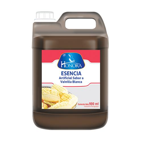 Esencia sabor vainilla blanca Honora®