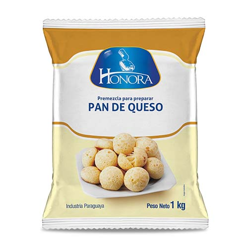 Premezcla para pan de queso Honora®