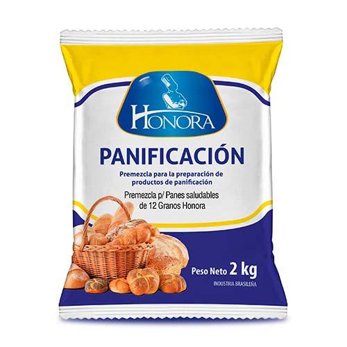 Premezcla para pan saludable 12 granos Honora®